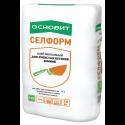 Клей Монтажный ОСНОВИТ СЕЛФОРМ Т-112 ЗИМНИЙ, 20 кг
