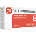 XPS ТЕХНОНИКОЛЬ CARBON PROF 250 SLOPE-1,7% S/2 80 мм Элемент В (0,288 м3), упаковка