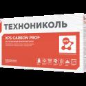 XPS ТЕХНОНИКОЛЬ CARBON PROF 400 80 мм, м3