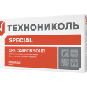 "XPS ТЕХНОНИКОЛЬ CARBON SOLID 500 40 мм ""Тип А"" (0,274 м3), упаковка"