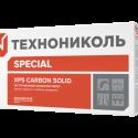 "XPS ТЕХНОНИКОЛЬ CARBON SOLID 500 100 мм ""Тип А"", м3"
