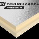 Плита теплоизоляционная PIR ТехноНИКОЛЬ (Ф/Ф) L–кромка - 80 мм