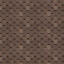 Однослойная черепица Шинглас коллекция Ультра Самба цвет Янтарь