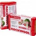 Rockwool Рокфасад 100 мм (уп. = 0,12 м3)