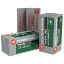 XPS ТЕХНОНИКОЛЬ CARBONext 300 RF толщина 100 мм (упаковка 0,552 м3)